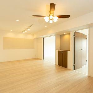 豊島ハイツ(6階,4099万円)の居間(リビング・ダイニング・キッチン)