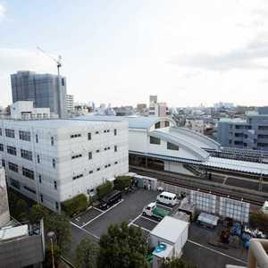 豊島ハイツ(6階,4099万円)のお部屋からの眺望