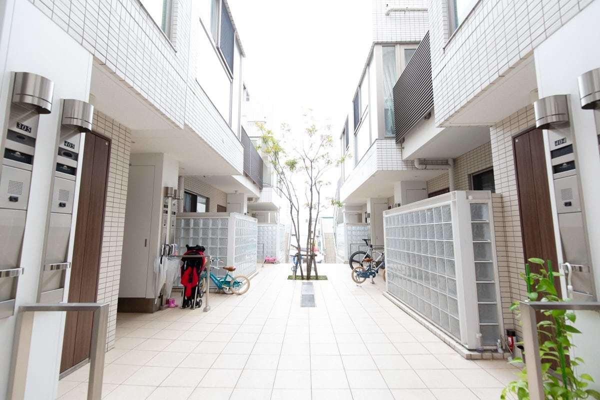 オープンレジデンス中野道玄町(1階,5580万円)1枚目