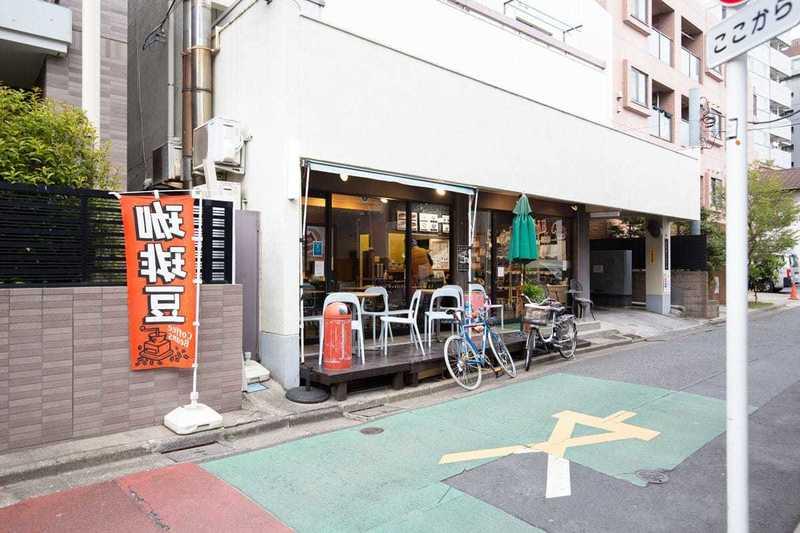 オープンレジデンス中野道玄町のカフェ1枚目