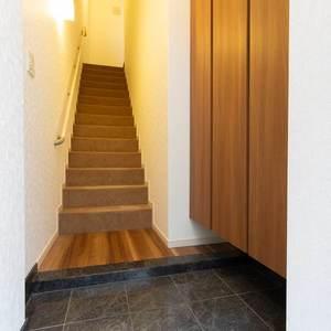 オープンレジデンス中野道玄町(4階,5180万円)のお部屋の玄関