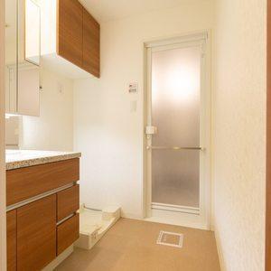 オープンレジデンス中野道玄町(4階,5180万円)の化粧室・脱衣所・洗面室