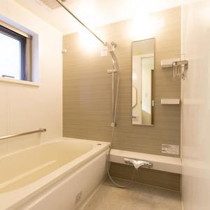 オープンレジデンス中野道玄町(4階,5180万円)の浴室・お風呂