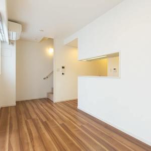 オープンレジデンス中野道玄町(4階,5180万円)の居間(リビング・ダイニング・キッチン)
