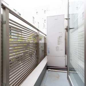 オープンレジデンス中野道玄町(4階,5180万円)のバルコニー