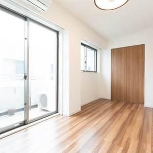 オープンレジデンス中野道玄町(4階,5180万円)の洋室(2)