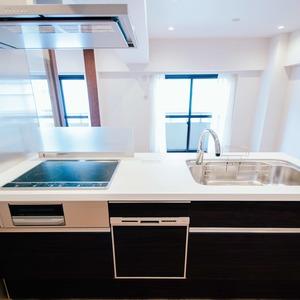 イトーピア六本木(5階,6780万円)のキッチン