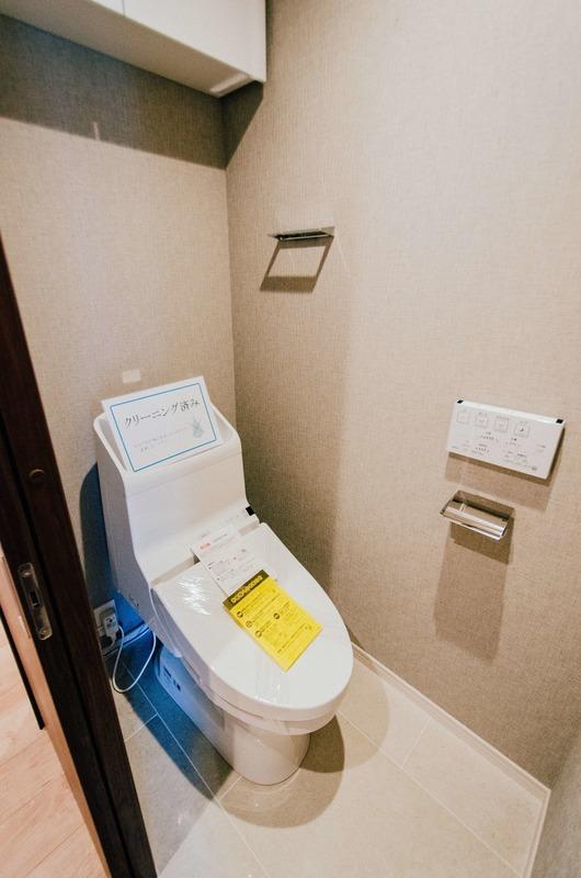 イトーピア六本木のトイレ1枚目