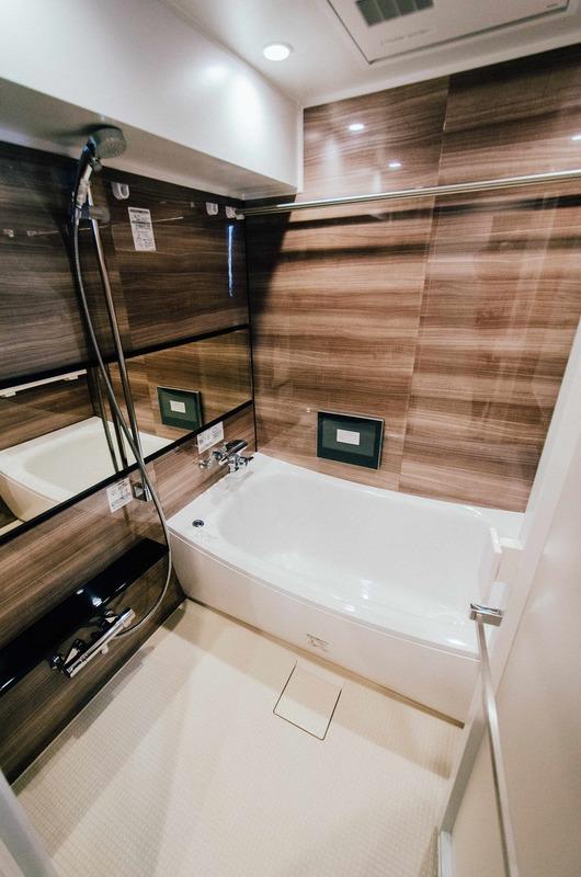 イトーピア六本木の浴室・お風呂1枚目