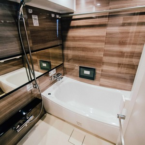 イトーピア六本木(5階,6780万円)の浴室・お風呂