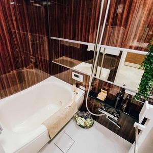 ドミ麻布(5階,8480万円)の浴室・お風呂
