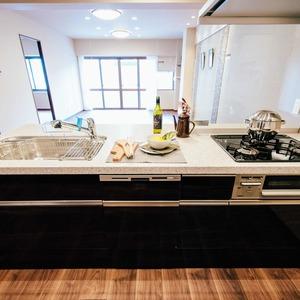 ドミ麻布(5階,)のキッチン