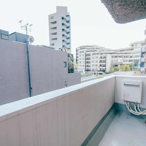 ドミ麻布(5階,8480万円)のバルコニー