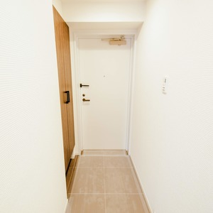ライオンズシティ浅草(9階,3998万円)のお部屋の玄関