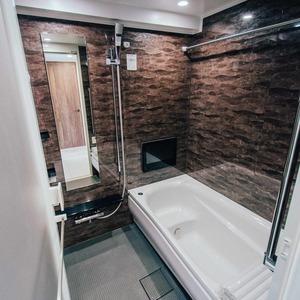 ライオンズシティ浅草(9階,4380万円)の浴室・お風呂