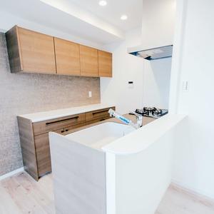 ライオンズシティ浅草(9階,3998万円)のキッチン