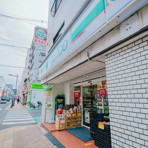 ライオンズシティ浅草の周辺の食品スーパー、コンビニなどのお買い物