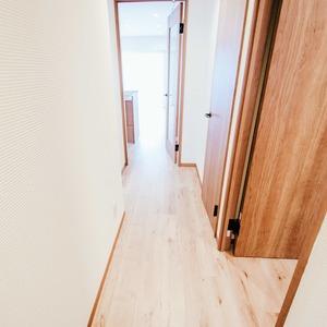 アーバンスクエア浅草(8階,4780万円)のお部屋の廊下