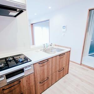 アーバンスクエア浅草(8階,4780万円)のキッチン