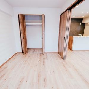 アーバンスクエア浅草(8階,4780万円)の洋室(3)