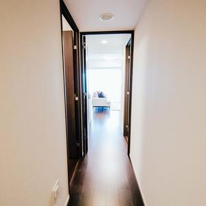 浅草タワー(14階,)のお部屋の廊下