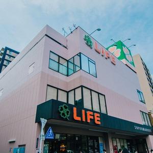 ダイアパレス西浅草グランマジェストの周辺の食品スーパー、コンビニなどのお買い物