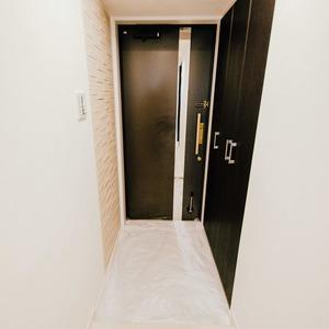 ダイアパレス西浅草グランマジェスト(4階,5280万円)のお部屋の玄関