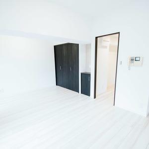 ダイアパレス西浅草グランマジェスト(4階,)の居間(リビング・ダイニング・キッチン)