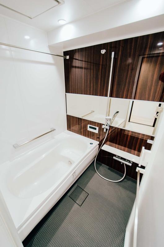 ダイアパレス西浅草グランマジェストの浴室・お風呂1枚目