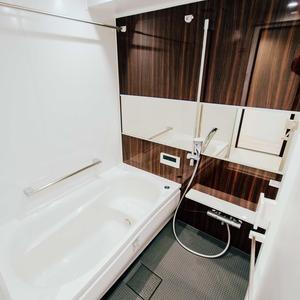 ダイアパレス西浅草グランマジェスト(4階,5280万円)の浴室・お風呂
