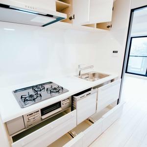 ダイアパレス西浅草グランマジェスト(4階,)のキッチン