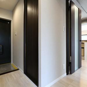 エンゼルハイム桜台(3階,4180万円)のお部屋の廊下