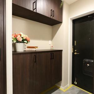 エンゼルハイム桜台(3階,4180万円)のお部屋の玄関