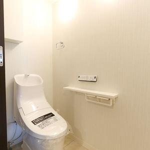 エンゼルハイム桜台(3階,4180万円)のトイレ