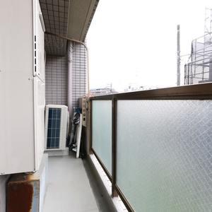 エンゼルハイム桜台(3階,4180万円)のバルコニー