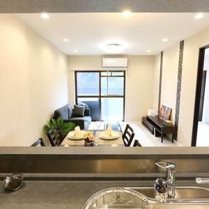 エンゼルハイム桜台(3階,4180万円)の居間(リビング・ダイニング・キッチン)