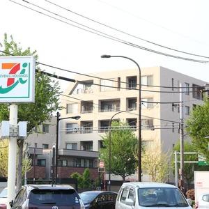 エンゼルハイム桜台の周辺の食品スーパー、コンビニなどのお買い物