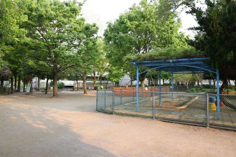 エンゼルハイム桜台の近くの公園・緑地1枚目