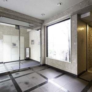 モアグランデ池袋西のマンションの入口・エントランス
