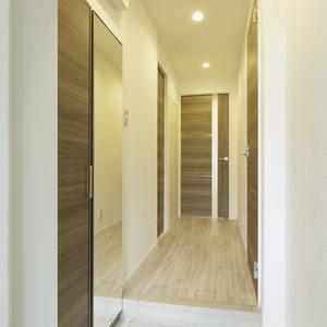 モアグランデ池袋西(2階,4199万円)のお部屋の玄関