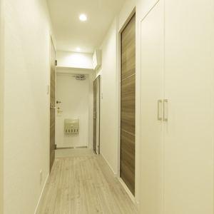 モアグランデ池袋西(2階,4199万円)のお部屋の廊下