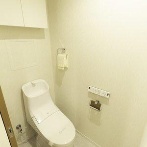 モアグランデ池袋西(2階,4199万円)のトイレ
