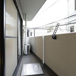 モアグランデ池袋西(2階,)のバルコニー