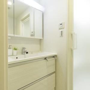 モアグランデ池袋西(2階,)の化粧室・脱衣所・洗面室