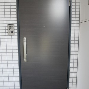 ミルーナヒルズ錦糸町(6階,4599万円)のフロア廊下(エレベーター降りてからお部屋まで)
