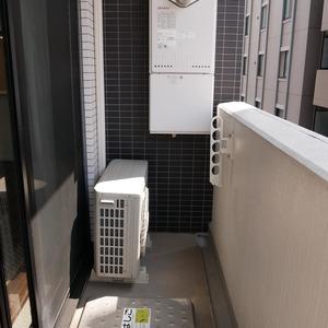 ミルーナヒルズ錦糸町(6階,)のバルコニー