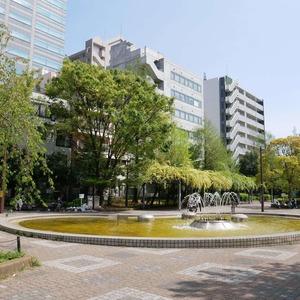 ミルーナヒルズ錦糸町の近くの公園・緑地