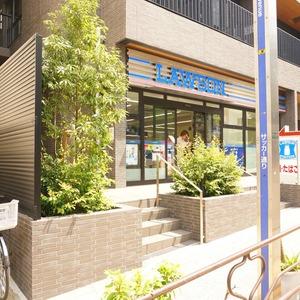 湯島イガラシマンションの周辺の食品スーパー、コンビニなどのお買い物