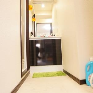 湯島イガラシマンション(4階,2980万円)の化粧室・脱衣所・洗面室