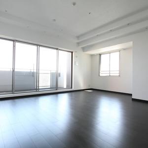 ザパームス竹ノ塚(13階,)の居間(リビング・ダイニング・キッチン)